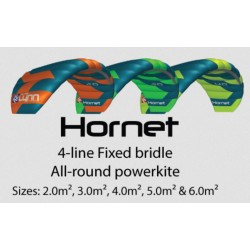 hornet voile traction