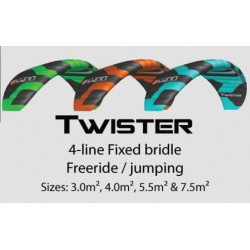Peter Lynn Twister