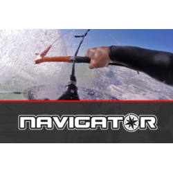 Peter Lynn Navigator bar (inclus lignes)